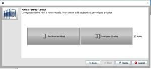 LCMC Host hinzufügen