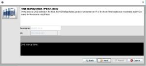 LCMC DNS validierung